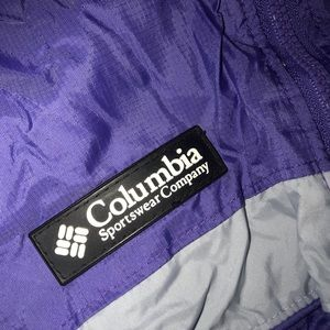 Colombia Windbreaker